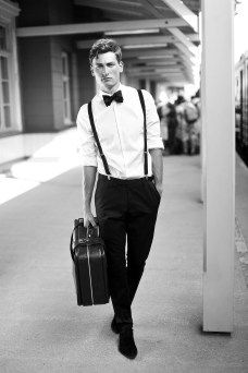 Photography: Hanna Odras Style: Jane Kukk Model: Hendrik