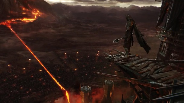 The First Trailer & Details For Middle-earth: Shadow Of War