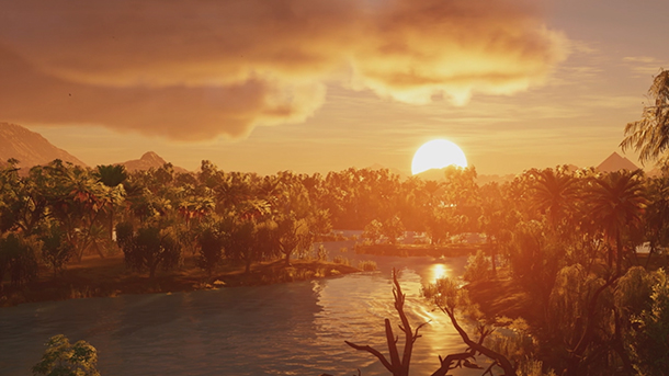 Assassin's Creed: Origins Adds Educational Discovery Tour Mode In Early 2018