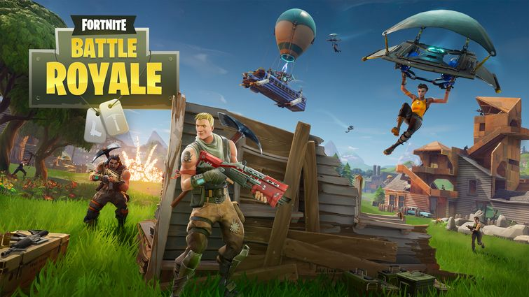 Fortnite Battle Royale free mode