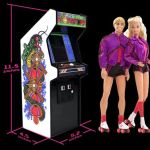 News: There's a crowdfunding campaign for a miniature replica arcade cabinet