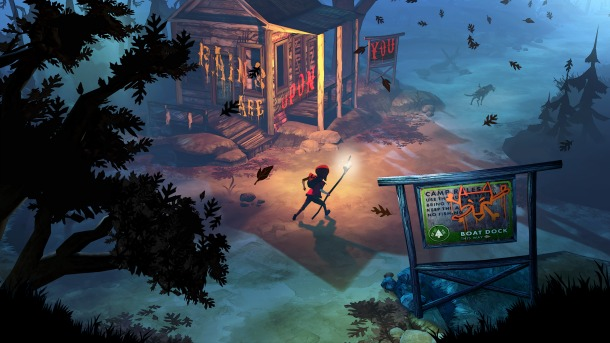 Indie Adventure The Flame In The Flood Sees Its Best Console Debut Ever On Switch