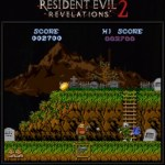 The Switch Version Of Resident Evil Revelations Has Exclusive Retro Minigames
