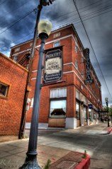 Downtown Prescott is steeped in history and Western Lore