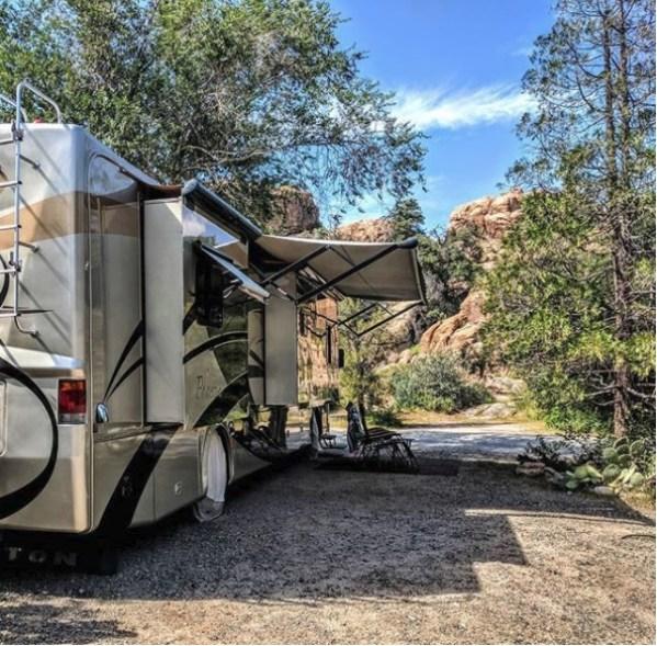 Prescott Campground