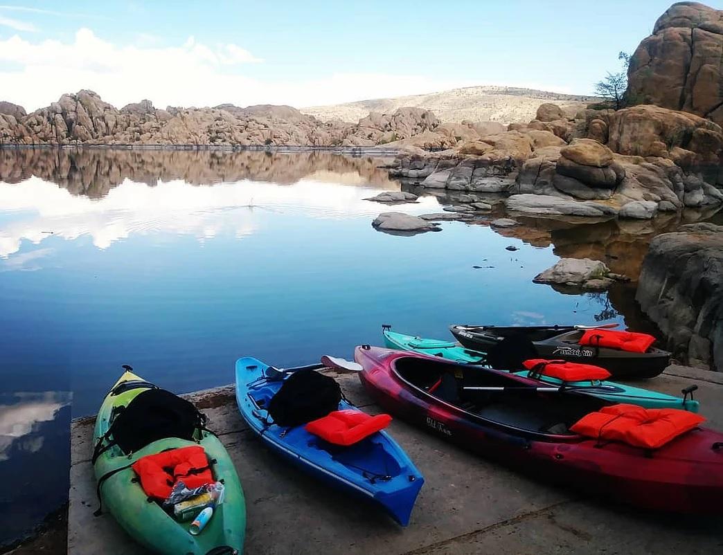 Prescott Kayaking