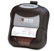 Zebra portable printer rw_420
