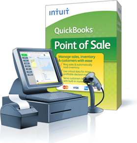 QuickBooks Point of Sale: An Introduction - :