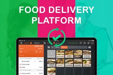 eats365 and food delivery platform auto synchronization