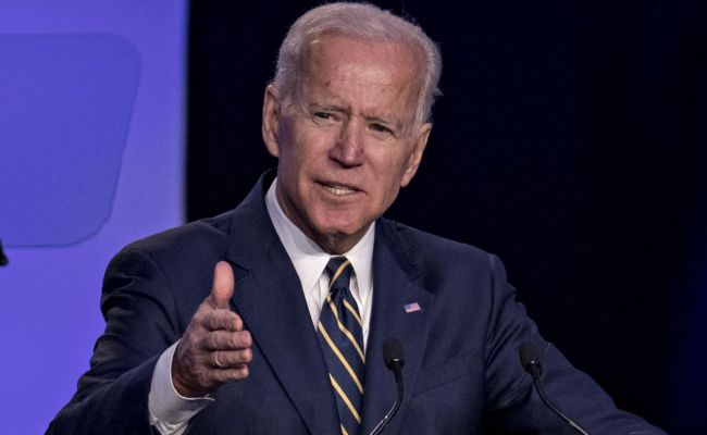 Joe Biden Surges Point Of View Point Of View