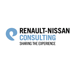 Renatult Nissan Consulting logo