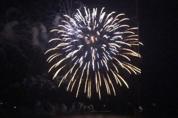 Pompano Beach Fireworks Display