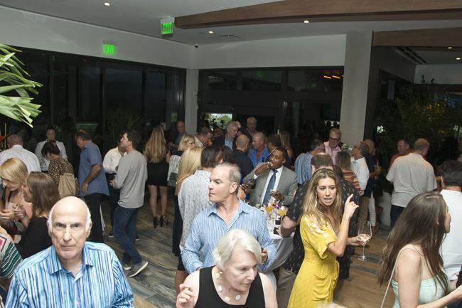 Pompano Beach Oceanic Restaurant grand opening. New restaurants in Pompano Beach