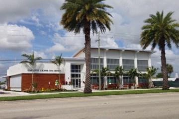 POMPANO BEACH: Long-Awaited Charlotte Burrie Civic Center
