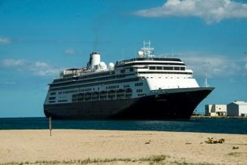 Port Everglades Cruise Ship
