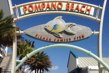 Pompano Beach Pier Opening