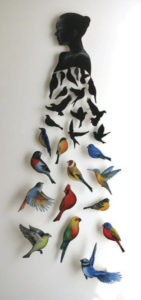 elevate-wall_sculpture-wood_paint_epoxy_resin-2014