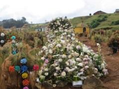 Village cemetery, San Juan Chamula