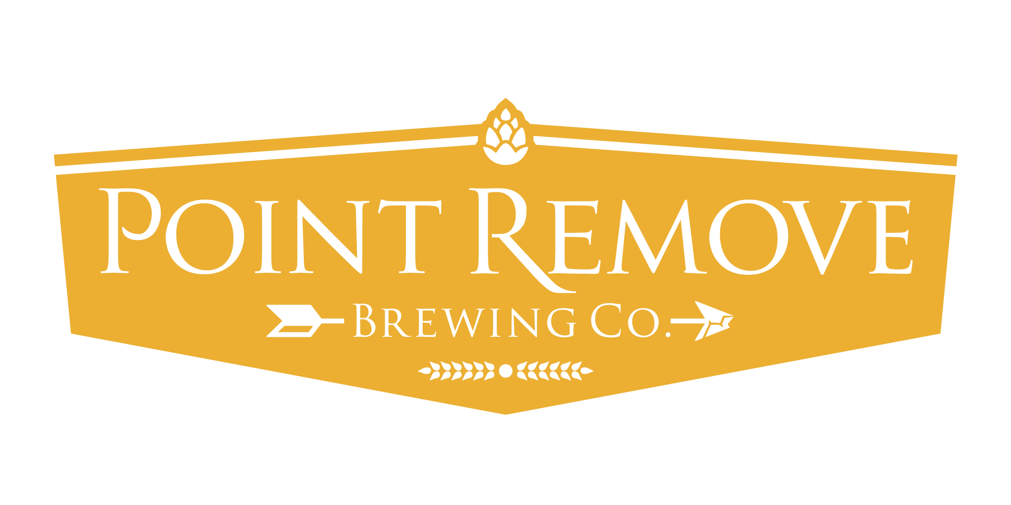 Point Remove Brewing Company Website Header