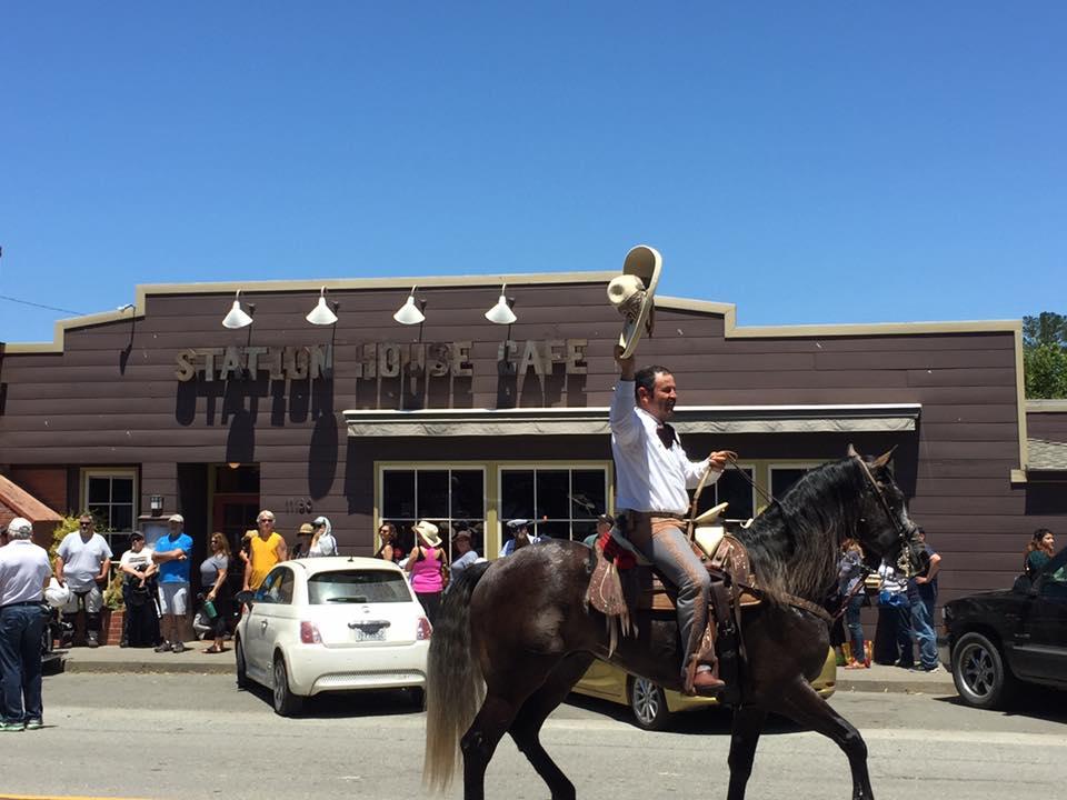 western weekend parade point reyes