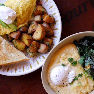 Point Reyes Restaurant breakfast
