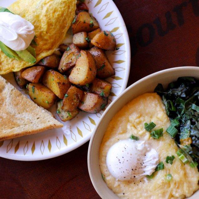 Point Reyes Restaurant breakfast