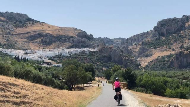 Via Verde Jaen Cordoba à vélo