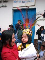 Paucartambo Enfant