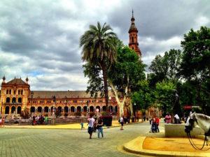 Plaza d'España