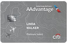 Citi AAdvantage Platinum