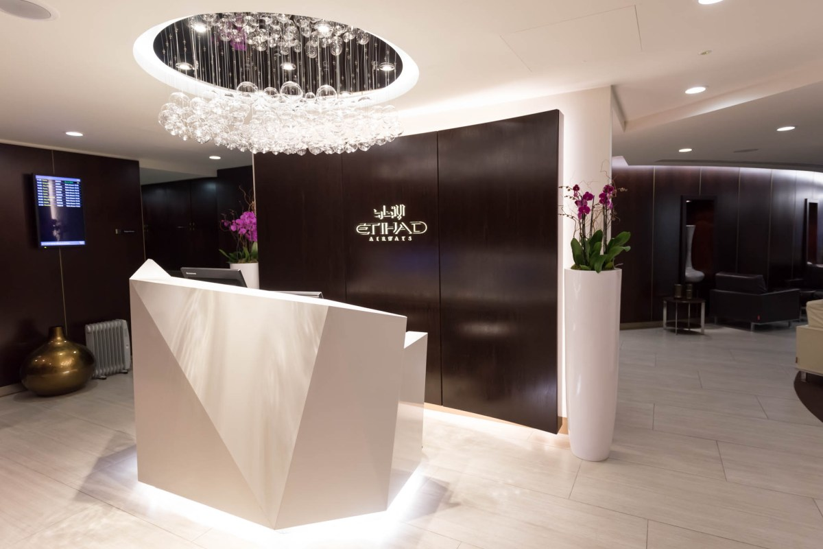 Etihad Introduce Pay-Per-Access Lounge Entry
