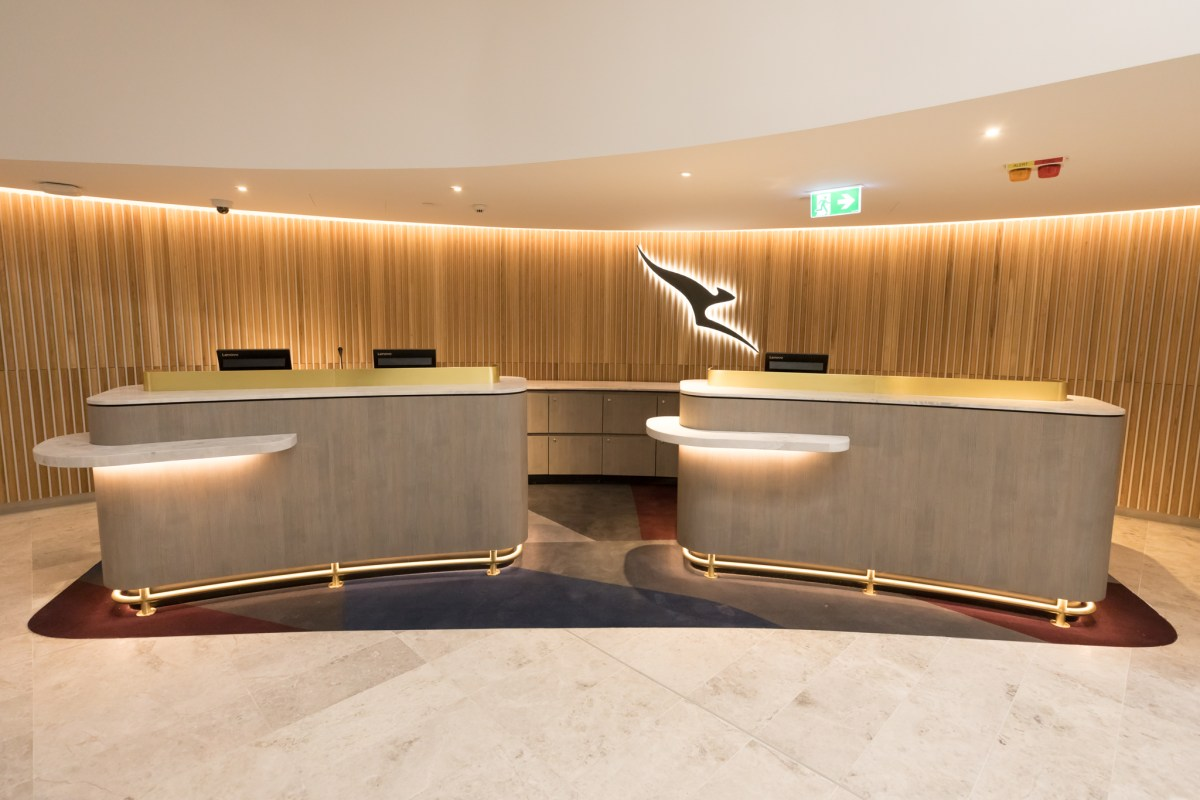 Review - Qantas New Brisbane Domestic Business Class Lounge