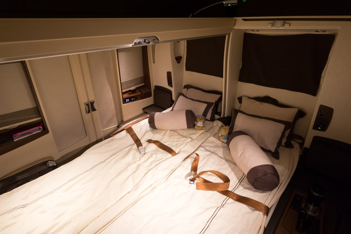Review - Singapore Airlines A380 Suites Singapore To Sydney