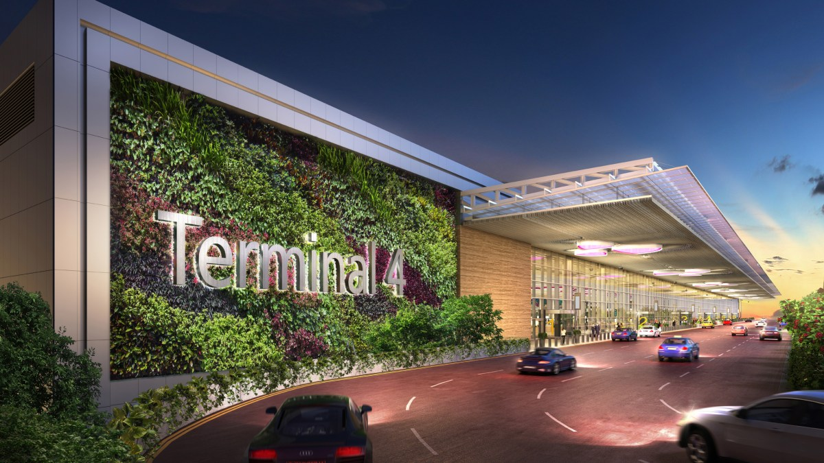 Singapore Changi's New Terminal 4 Looks Great!