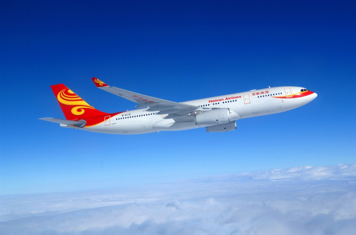 Hainan Airlines To Service Brisbane From Shenzhen In September