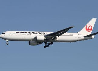 japan airlines JAL