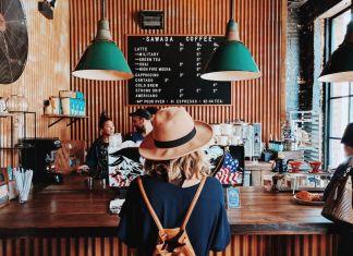 Coffee shop cycling