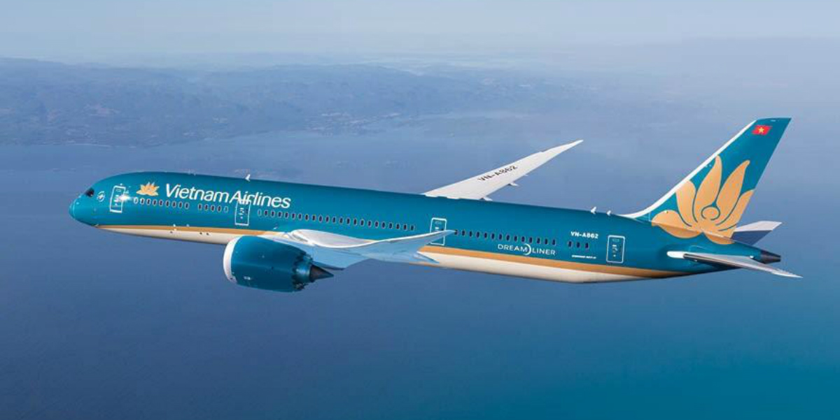 vietnam airlines ke jepang