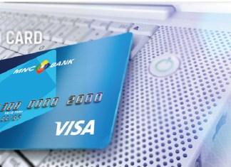 kartu kredit MNC