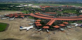 Bandara Soekarno-hatta Kursi Penerbangan