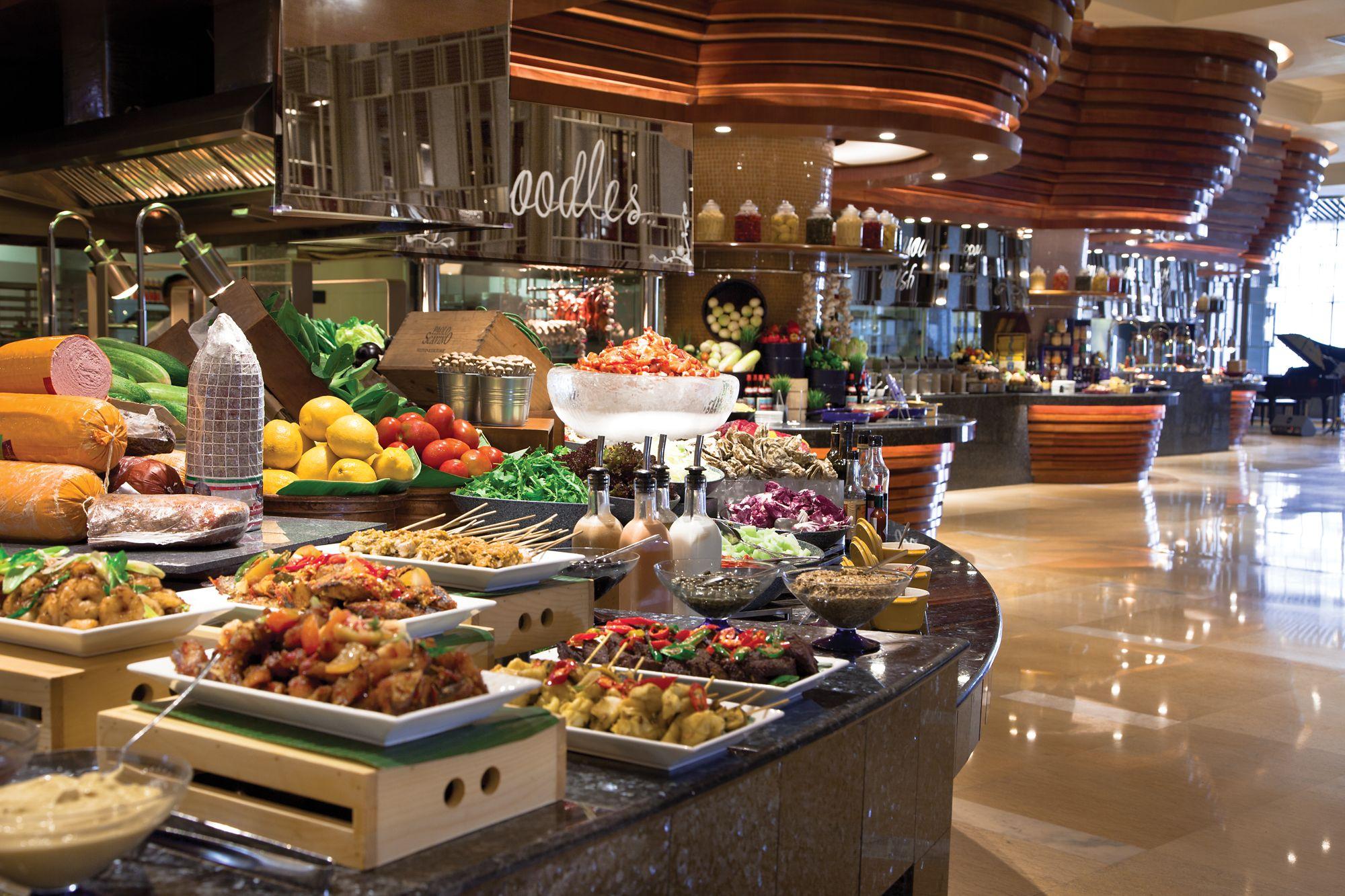 5 Kartu Kredit Untuk Promo Dining Buffet Di Hotel Sepuasnya