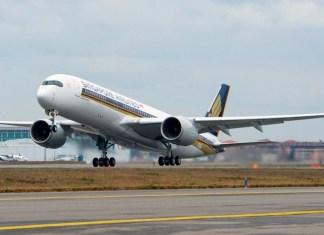 tiket Singapore airlines