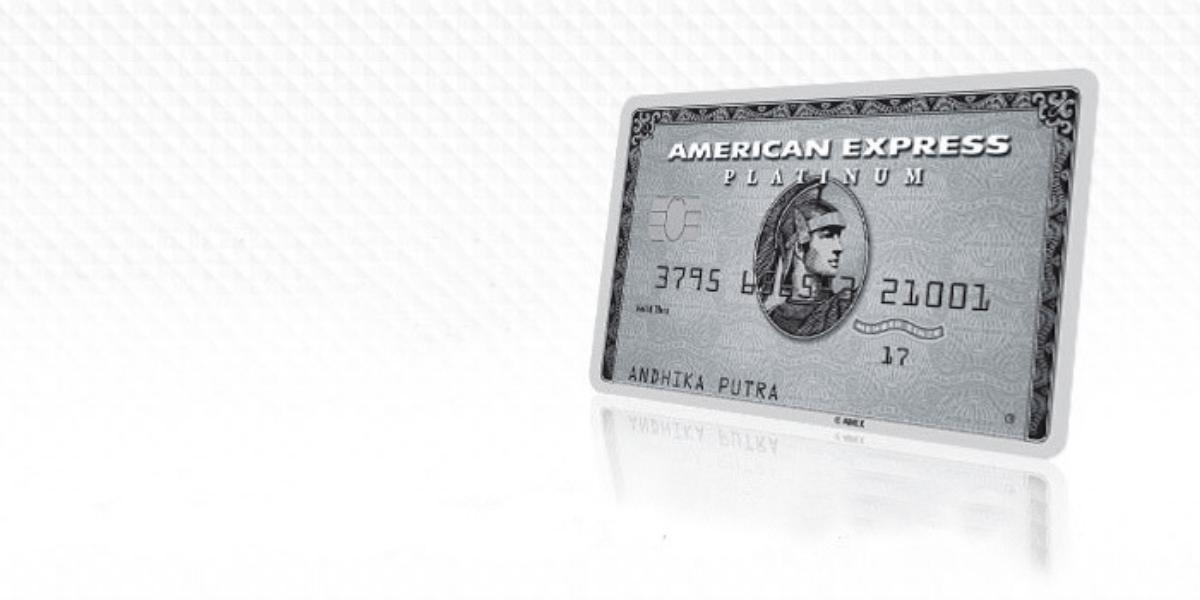 BCA American Express Platinum