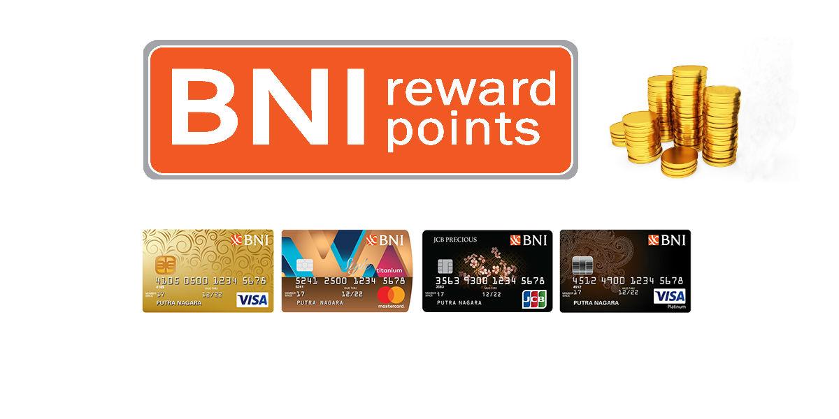 BNI Reward Points