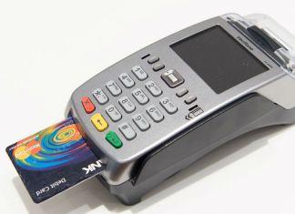 Transaksi kartu kredit pakai PIN