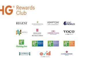 IHG Rewards Club IHG Double Points Bonus