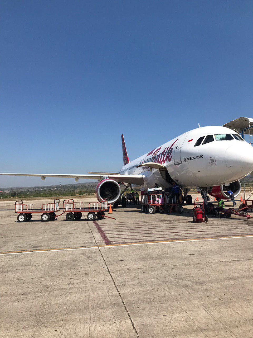 Review Batik Air A320