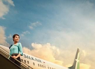 SilkAir Boeing 737