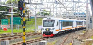 jadwal kereta Railink dan harga tiket