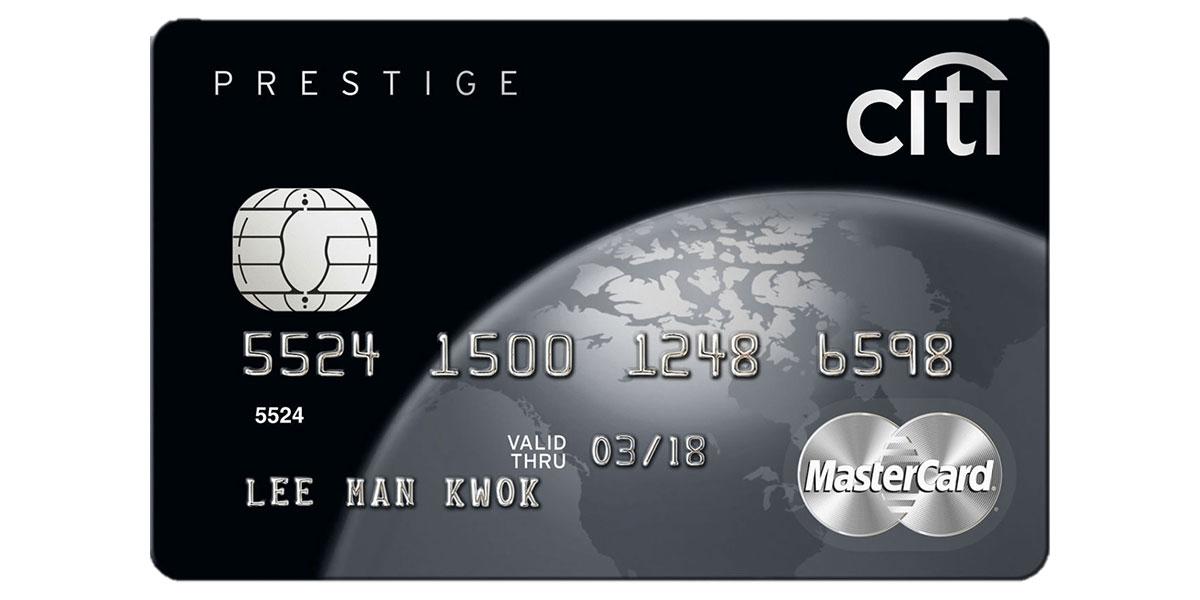 Kartu Kredit Citi Prestige